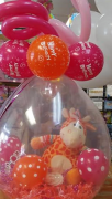 Giraffe Stuffed Balloon